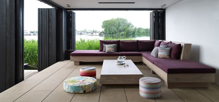 Floating Home Piet Boon 174 Shelter Pinterest