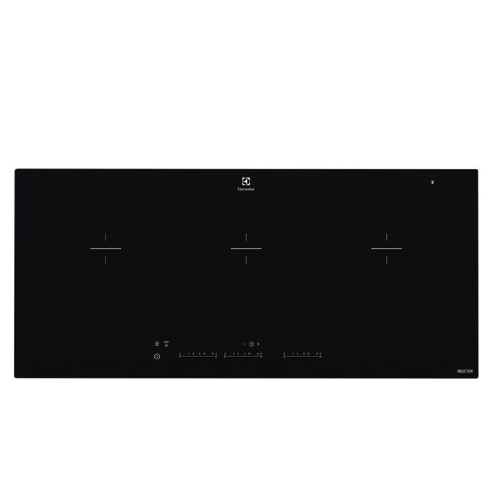 Electrolux 90cm induction cooktop (model EHI935BA) for sale at L & M Gold Star (2584 Gold Coast Highway, Mermaid Beach, QLD). Don't see the Electrolux product that you want on this board? No worries, we can order it in for you!