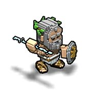 These are some voxel characters I modeled for Qube Kingdom. Here they are cycling through their 4 evolutions.