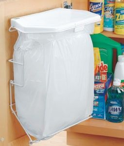 17 Best Under The Sink Trash Can Images On Pinterest