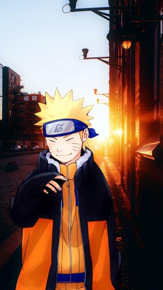 Naruto Anime Kid Naruto Naruto