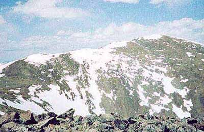 Mount Elbert - Peakbagger.com Colorado - Has a list of the tallest peaks by prominence in lower 48.
