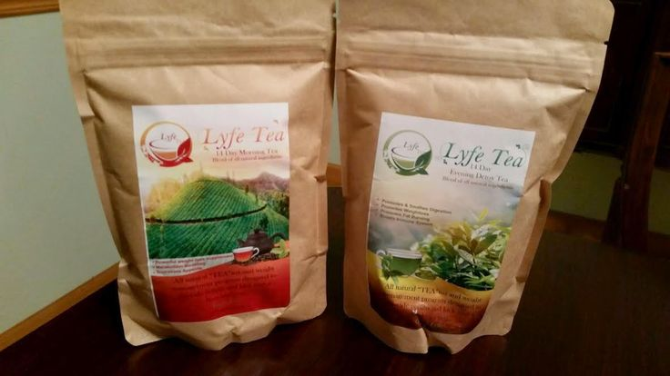Mama Smith's Review Blog: Start Your Morning Right With Lyfe Tea!
