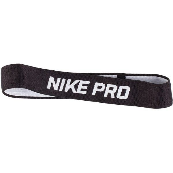 Nike Pro Headband (£11) ❤ liked on Polyvore featuring accessories, hair accessories, hair, fillers, nike, accessories sport, sports fashion, womens-fashion, hair bands accessories and hair band headband