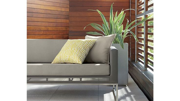 Dune 5-Piece Sectional Sofa with Cushions