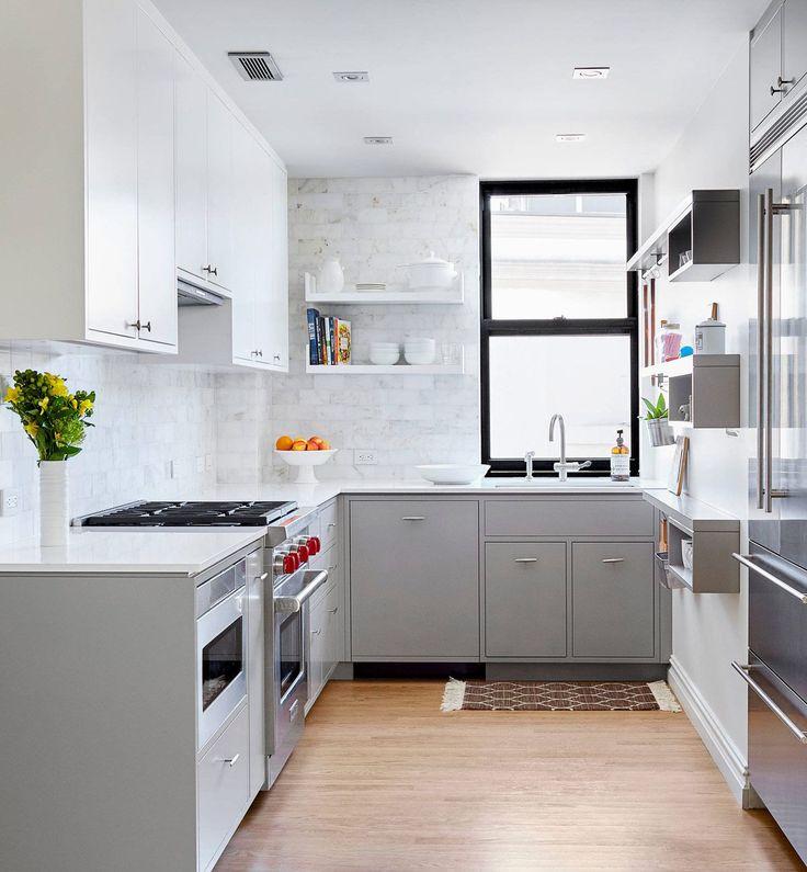 22 best modern kitchen images on Pinterest   Kitchens, Modern ...