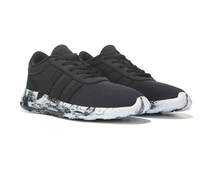 adidas Neo Lite Racer Sneaker Mint/Black/White