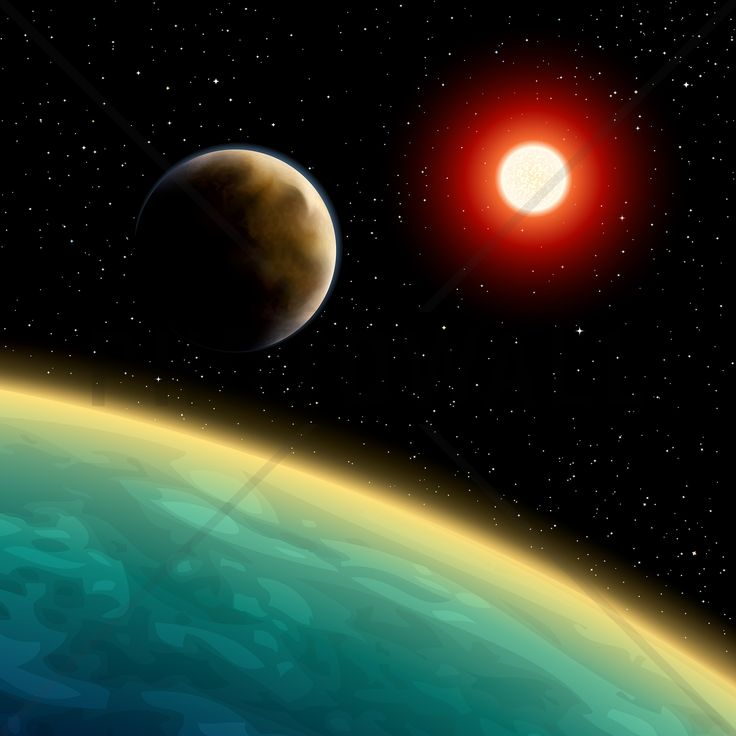 Starry Cosmos - Fototapeter