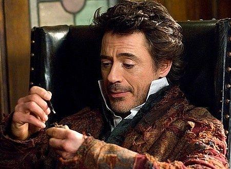 Sherlock Holmes (Robert Downey Jr.) - Sherlock Holmes ...