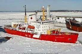 The Canadian Coast Guard