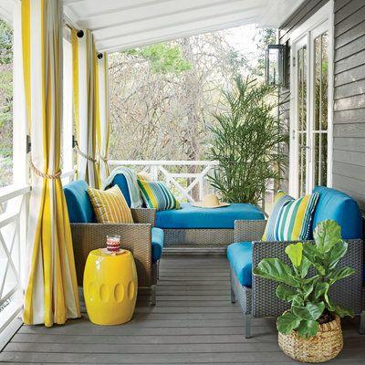 2015 Idea Cottage: Front Porch   2015 Seagrove Idea Cottage   Coastal Living:  Http