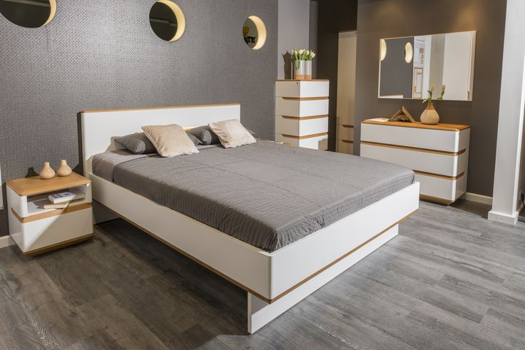 Ideas for a modern style bedroom - Zebra Home Concept from Klose, #modernbedroom #comfortablebed #Klosefurniture