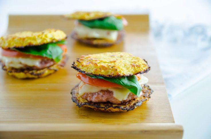 Si te gustan las hamburguesas, suma la coliflor cocida y aleja al pan de tu dieta alimenticia.