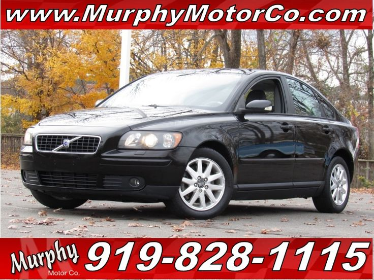 First look!  2006 Volvo S40 T5  just added to inventory!  http://p.dsscars.com/YV1MS682X62171303