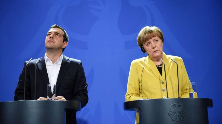 Griechen-Krise: Kein Geld mehr - Tsipras is like a school kid/freshman...as no money anymore, then he immediately calls (EU) mom Dr. Angela Merkel​ lol  Tsipras: mom (Dr. Merkel), I'm out of money, so, pls transfer some billions EUR to me. Thx, mom, I love U äh Ur money lol http://www.bild.de/politik/inland/griechenland-krise/tsipras-ruft-merkel-an-40711216.bild.html