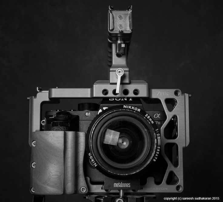 Review: Varavon Zeus Cage for the Sony a7S II and a7R II http://wolfcrow.com/blog/review-varavon-zeus-cage-for-the-sony-a7s-ii-and-a7r-ii/