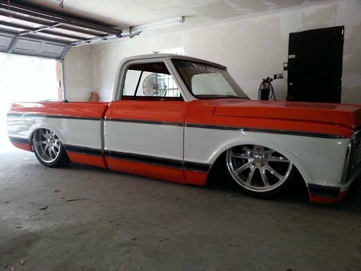 Rhea's Chevy C/10