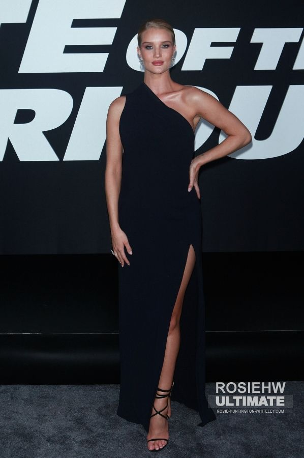 2017 > PREMIERE OF THE FATE OF FURIOUS NEW YORK