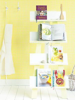 Handige opbergers voor kookboeken | 365 Woonideeën