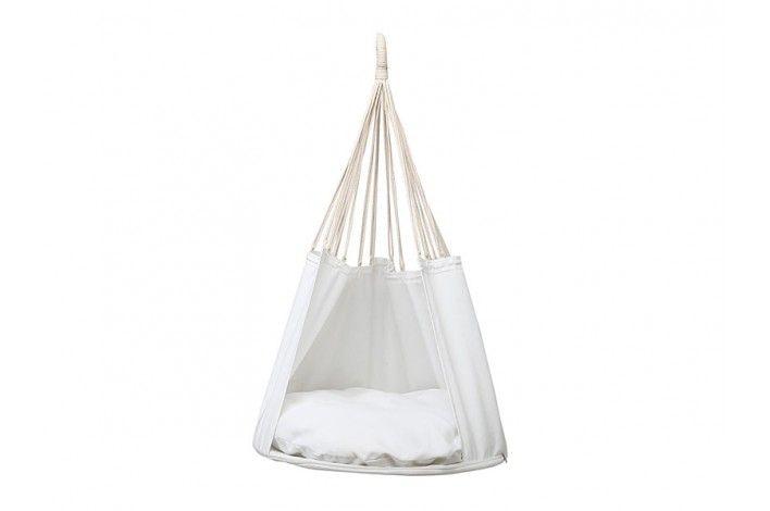 Hamaca pirámide blanca - Merkamueble