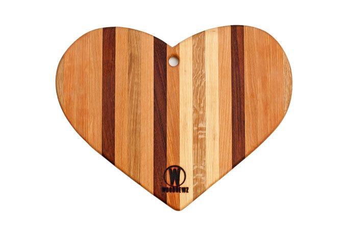 Small Heart by Woodnewz