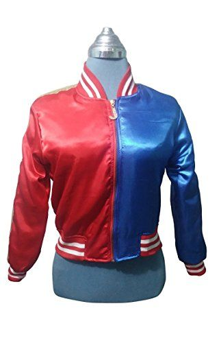 https://www.amazon.com/Harley-Quinn-Costume-Jacket-Women/dp/B01N6N6YID/   Halloween Offer on Suicide Squad Harley Quinn Jacket available in reasonable price with Fastest Shipping  #usa #australia #canada #uk #france #itlay #garmany #HarleyQuinnJacket #SuicideSquadJacket #HarleyQuinnCostume #HarleyQuinnCostumeJacket #HalloweenCostume