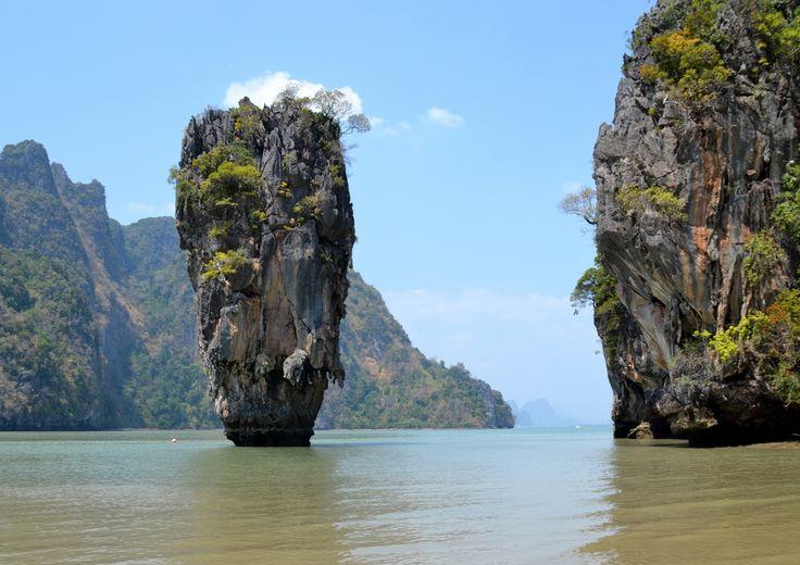 'James Bond Island', Phang Nga Bay National Park, Thailand