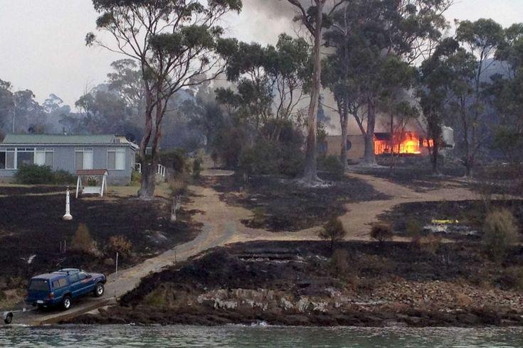 House burns at Connolly Marsh