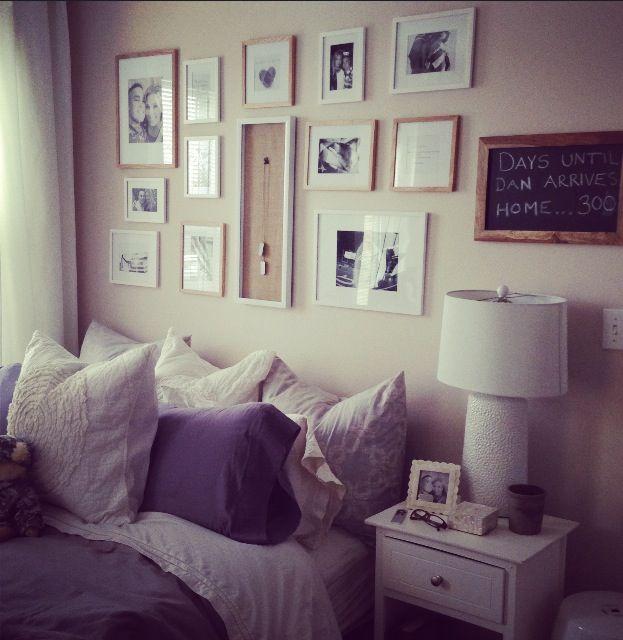 1000 Ideas About Headboard Alternative On Pinterest