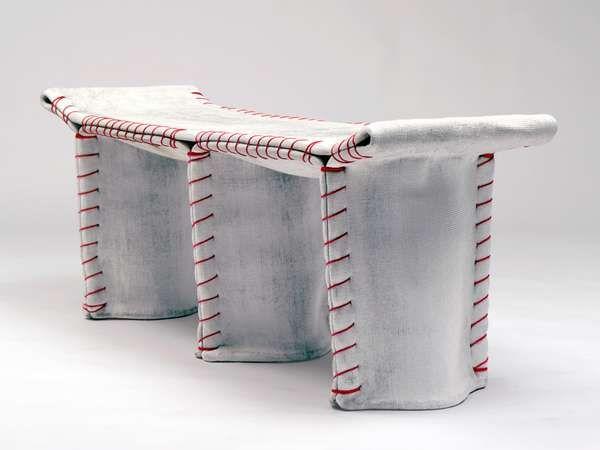 Stitching Bench | Florian Schmid