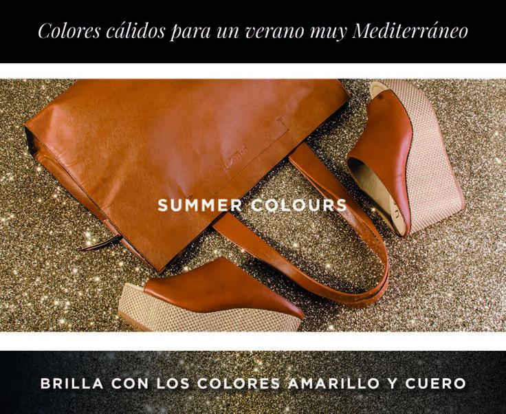 Summer colours!