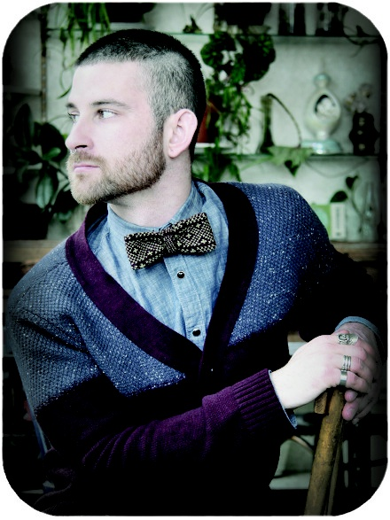 BREED knitting - bow tie