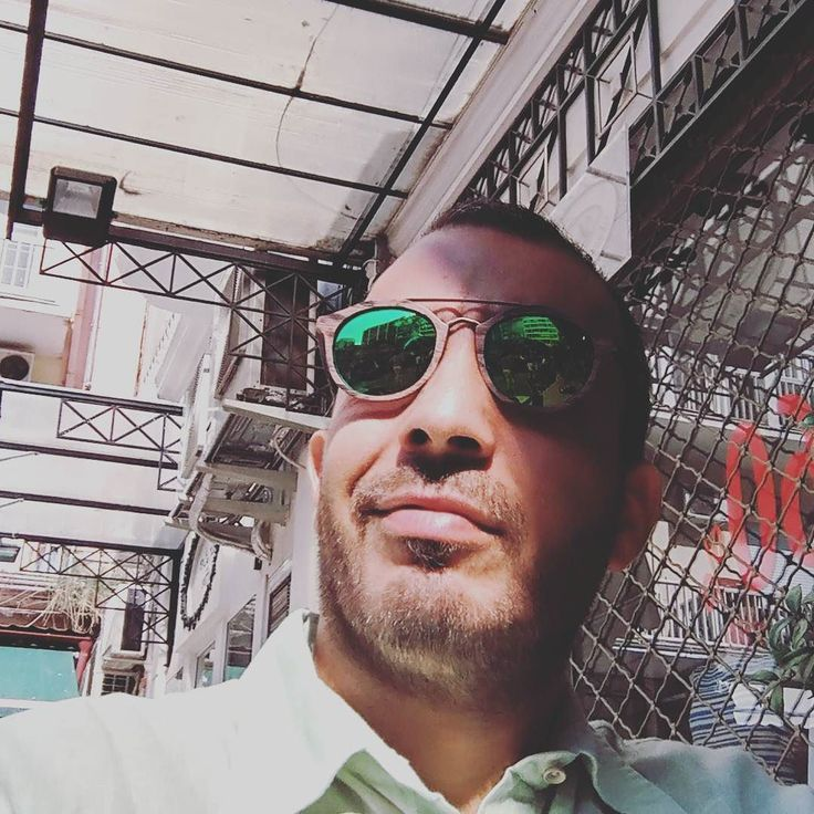 #glasses #green #wood #instago #instagram #instathess #instathessaloniki #center #cafe #gregfrag