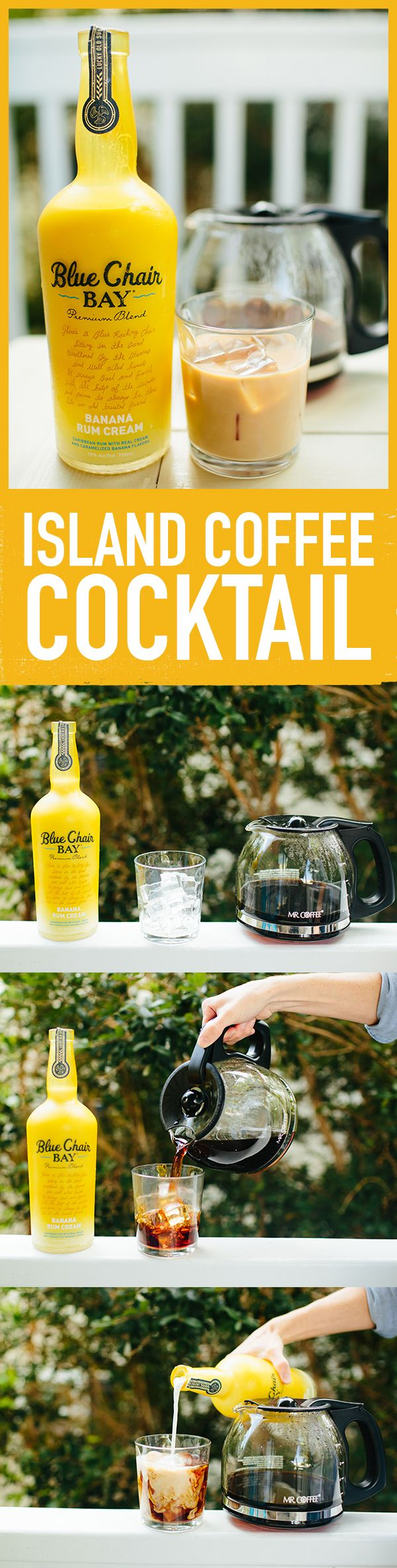 22 Best Banana Rum Cream Cocktails Images On Pinterest