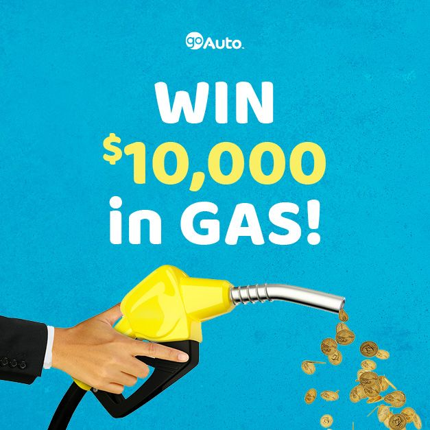 To enter: 1. Click our pin. 2. Enter your details. 3. Wait. 4. You have a chance to win 5 years of free gas.