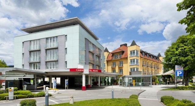 Casinohotel Velden - 4 Sterne #Hotel - CHF 88 - #Hotels #Österreich #VeldenamWörthersee http://www.justigo.li/hotels/austria/velden-am-worthersee/casinohotel-velden_46378.html