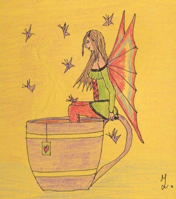 Čajová víla
