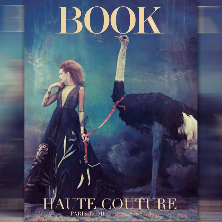 New issue COVER!!! Valentino dress from our editorial JUST LIKE A DREAM. Photography and set design by Cathleen Naundorf. @Valentino #hautecouture #paris #rome #ss #2014 #collection