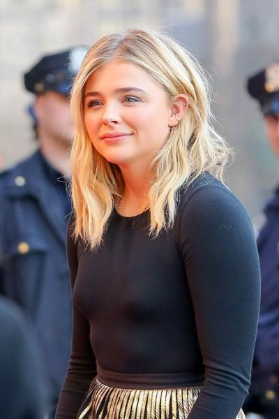 Chloe Moretz at The First Monday
