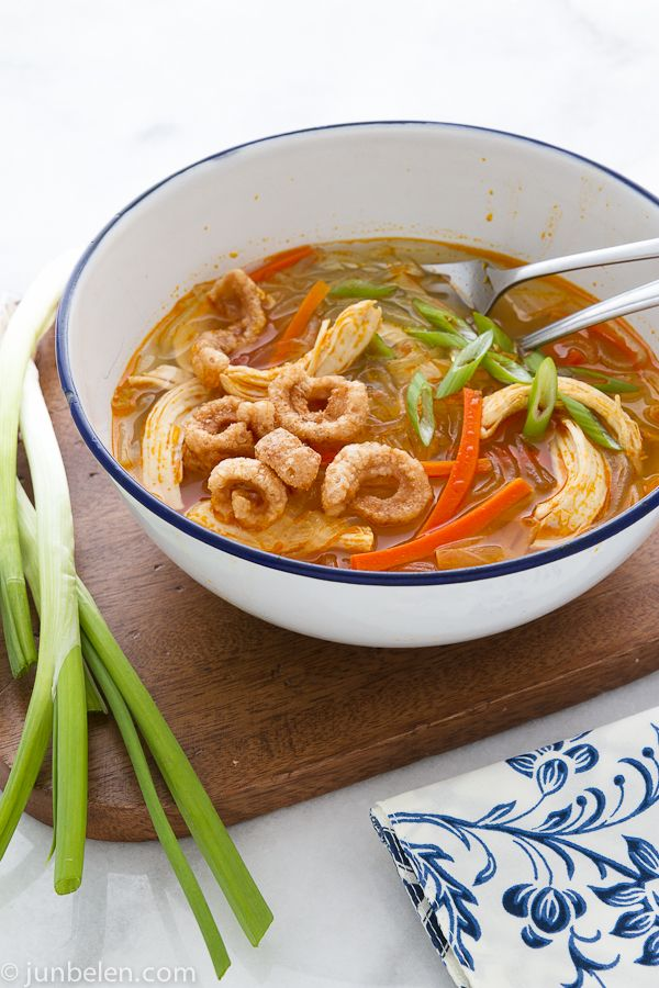 Pancit Molo or Filipino Wonton Soup » Pinoy Food Recipes |Filipino Soup Dishes