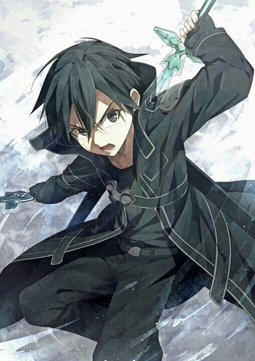 Kirito // Sword art Online