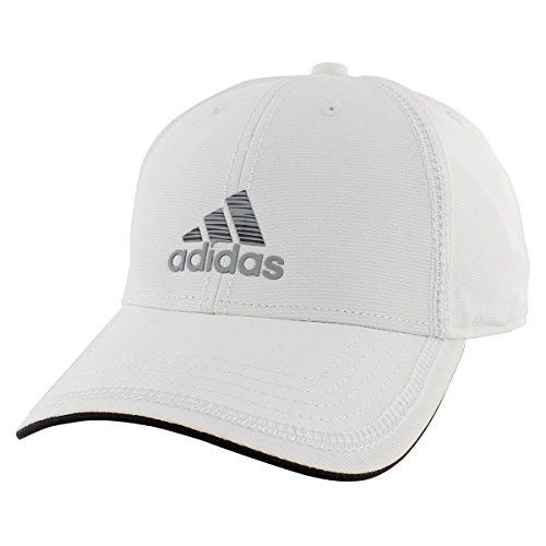 adidas Men's Contract II Cap, White/Grey Lo Stripe Print, One Size * Learn more by visiting the image link.