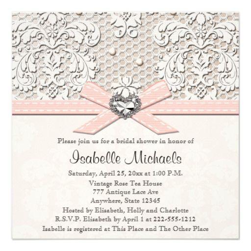 Diamond Wedding Invitation Label: 205 Best Images About Diamond Wedding Invitations On Pinterest