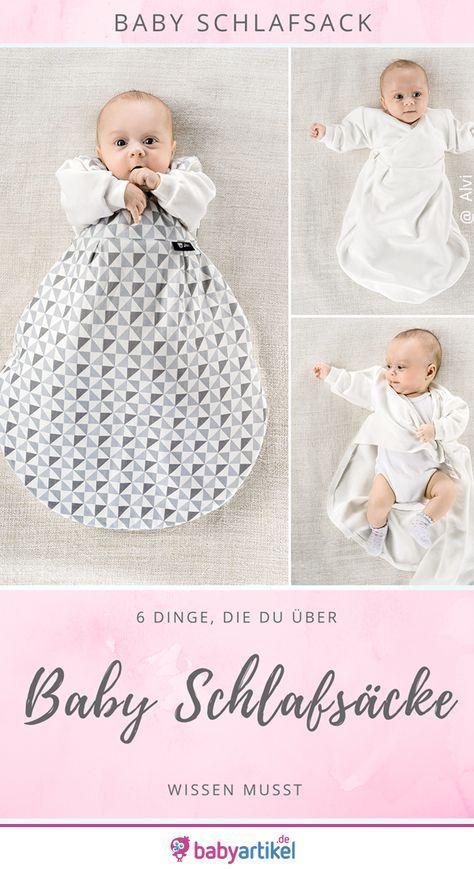 Baby-Schlafsack – Das musst Du vor dem Kauf unbedingt wissen