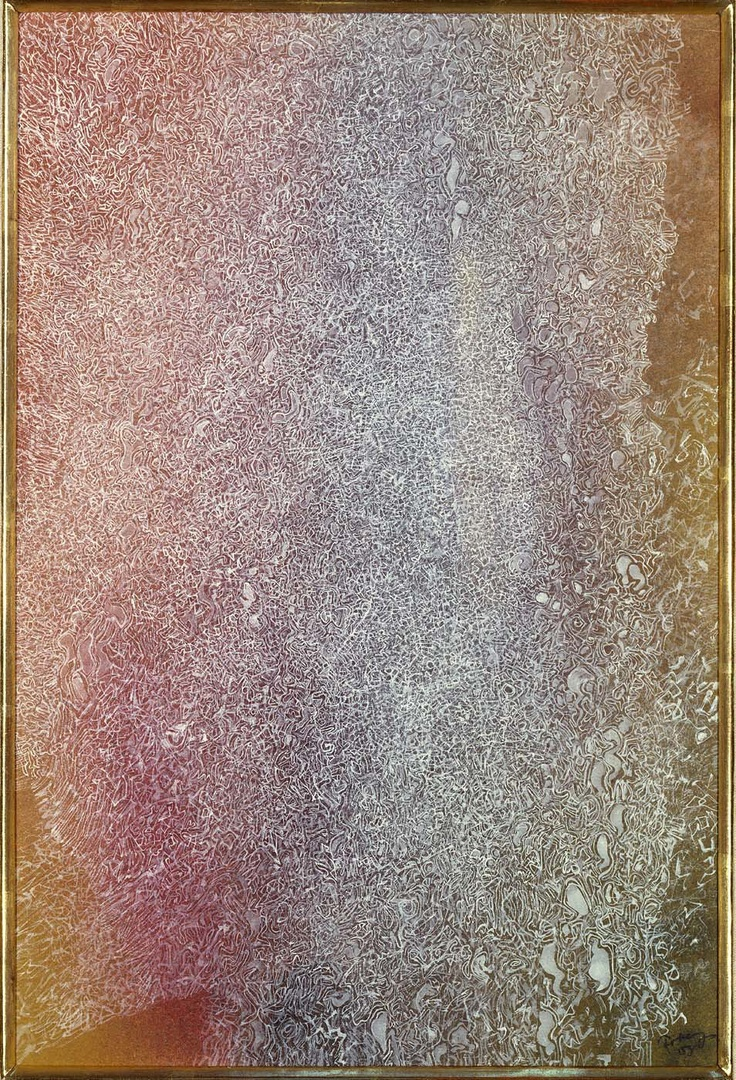 Best Images About Mark Tobey On Pinterest - Famous art museums in usa