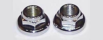 Other Bike Components and Parts 57267: Track Axle Nuts - Rear - Campagnolo - Record - 10Mm - 1 Set - Pista Fixed - New -> BUY IT NOW ONLY: $35.99 on eBay!