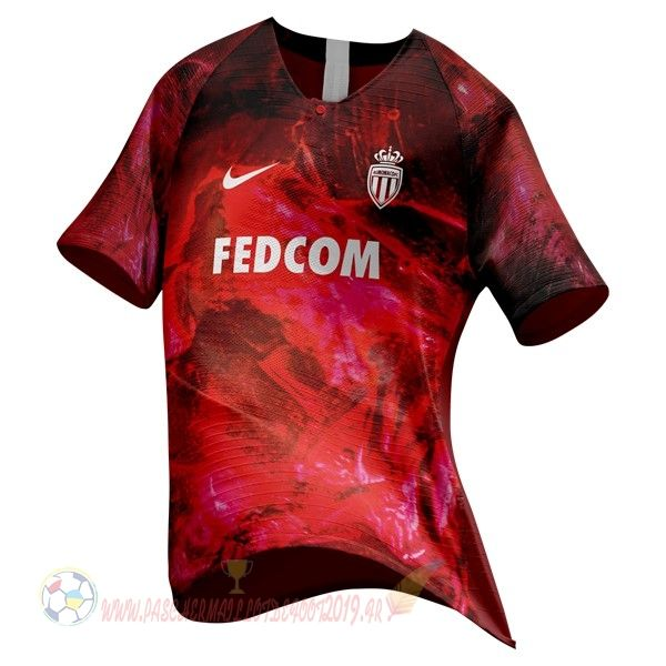 Destockage Maillot De Foot Nike EA Sport Maillot AS Monaco