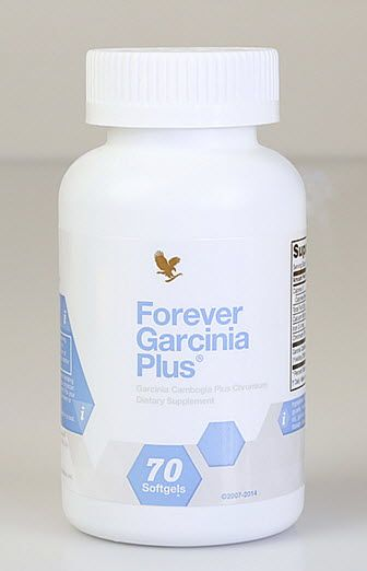 Forever Garcinia Plus® is a revolutionary dietary supplement, containing ingredients that may aid in weight loss.  The garcinia cambogia fruit contains a compound that has been shown to temporarily inhibit the body's conversion of carbs into fat!