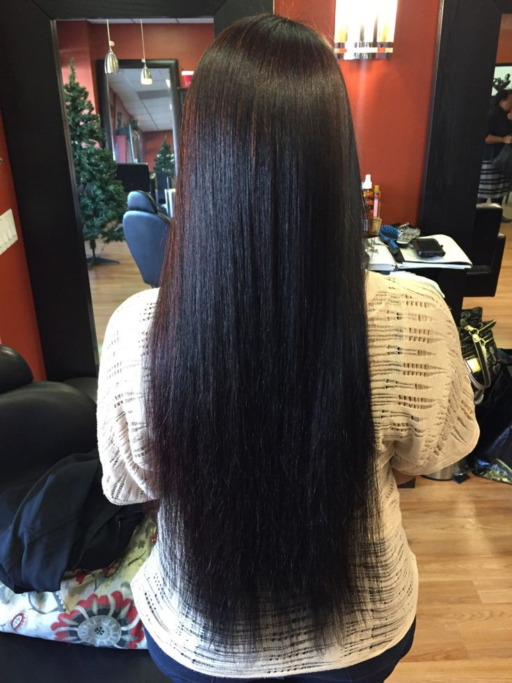 'Tis the Season to be Straightened | Pure Hair Care | Curly Nikki