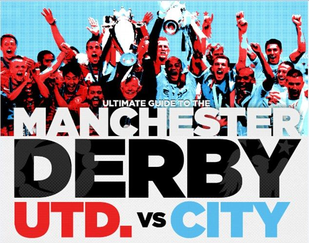 Manchester United and Manchester City are preparing to go head-to-head in the fierce derby